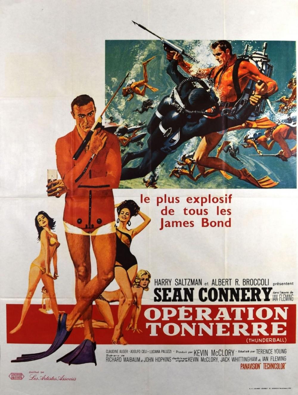 Opération Tonnerre (aka Thunderball)