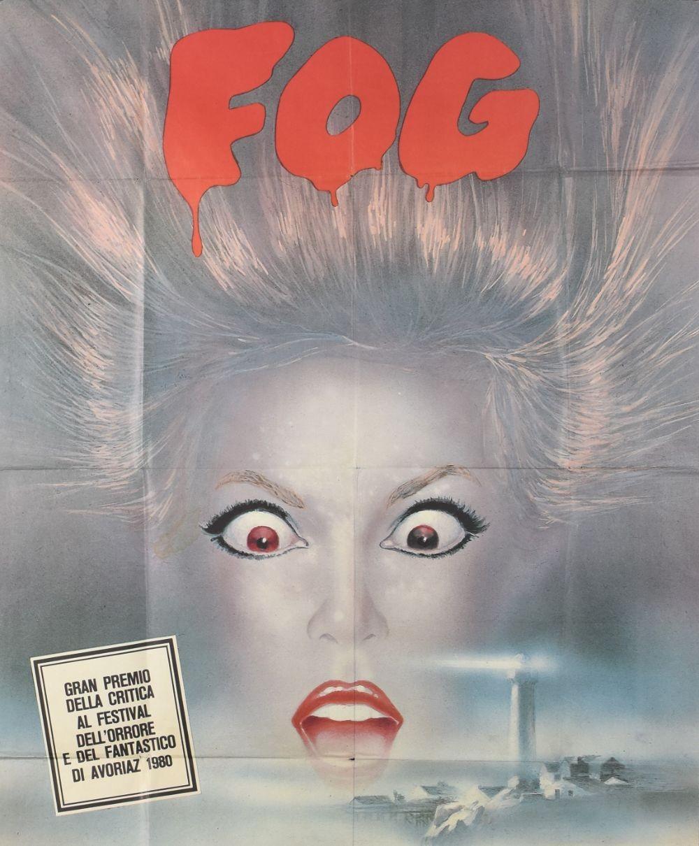 The Fog original movie poster