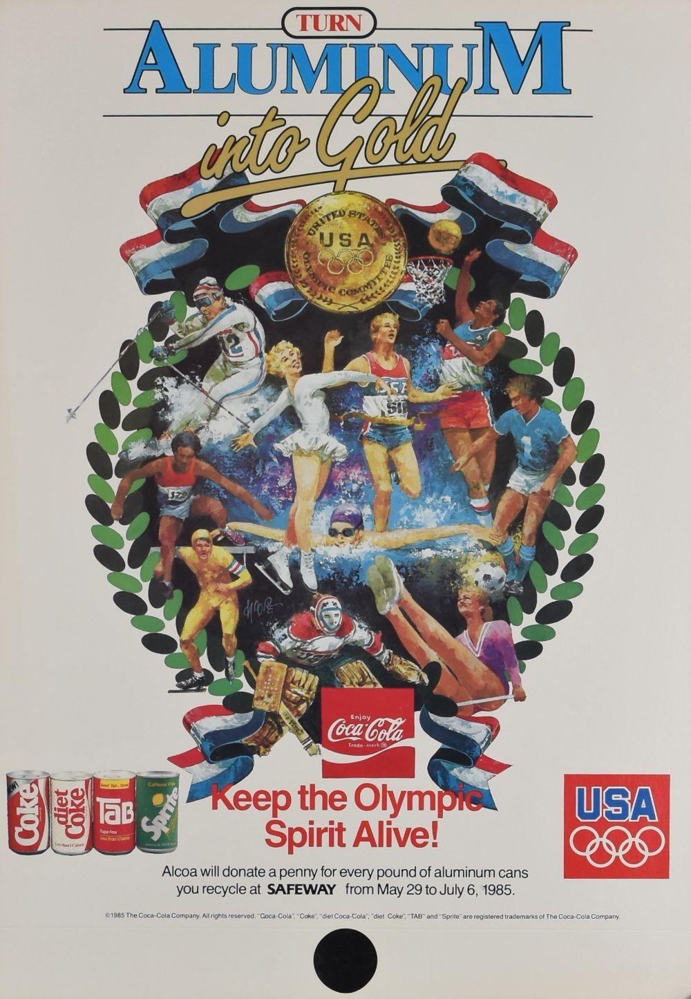 Coca-Cola Special Poster