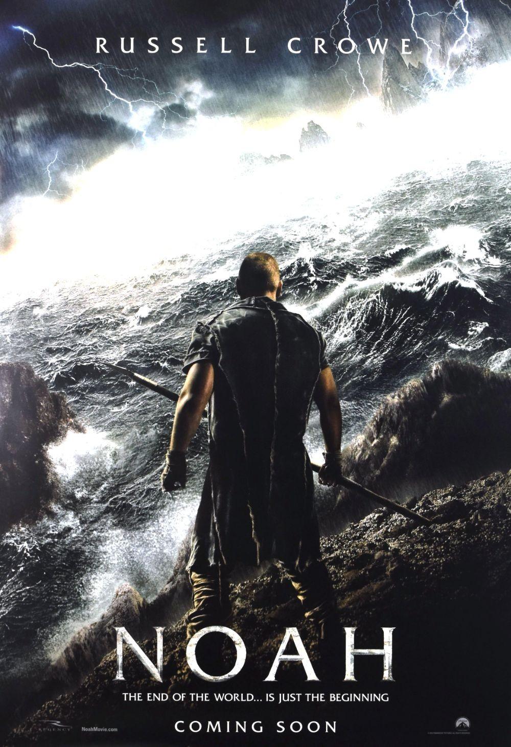 Noah original movie poster