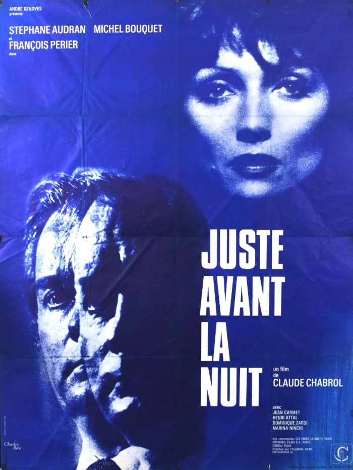 Just Before Nightfall original movie poster