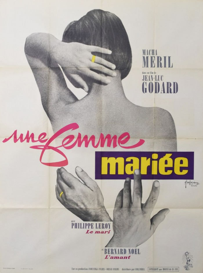 A Married Woman original movie poster