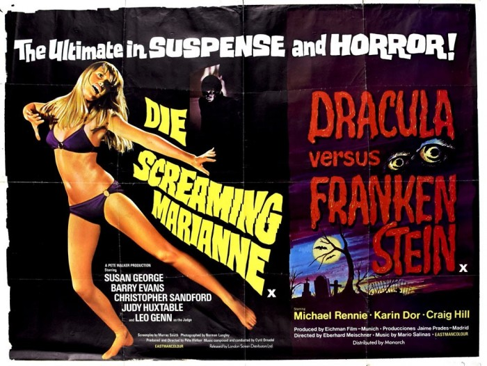 Dracula Versus Frankenstein (aka Los monstruos del terror)